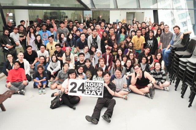 24HCD-2015-459 closing group pic
