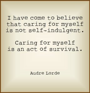 self-care-is-survival